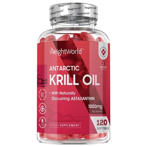 Olio di Krill: integratore di omega 3